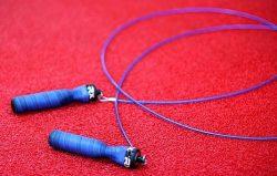 """<img src= """"skipping rope on floor.jpg"""" alt=""""home fitness training""""/>"""