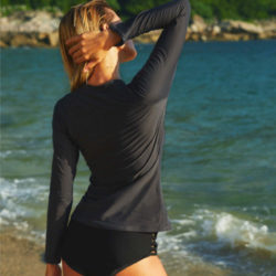Rash Guards For Women - Put Yourself 1st. 1
