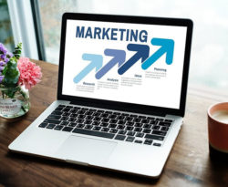 """<img src= """"laptop showing marketing.jpg"""" alt=""""how to create a successful online business""""/>"""