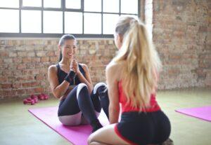 "<img src=""2 ladies doing sit-ups.jpg"" alt=""training gear""/>"